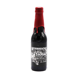 Nerdbrewing Nerdbrewing - Hashmap Smoked Imperial Stout With Lapsang Souchong Tea