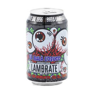 Birrificio Lambrate Birrificio Lambrate - Fà Balà L'Oeucc