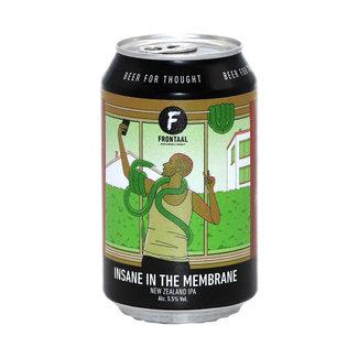 Brouwerij Frontaal Brouwerij Frontaal - Insane in the membrane