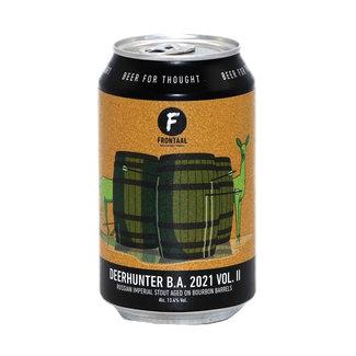 Brouwerij Frontaal Brouwerij Frontaal - deerhunter BA voIII