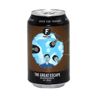 Brouwerij Frontaal Brouwerij Frontaal - The Great Escape