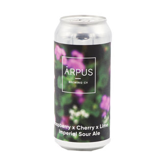 Arpus Brewing Co. Ārpus Brewing Co. - Raspberry x Cherry x Lime Imperial Sour Ale