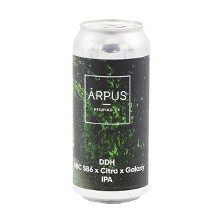 Arpus Brewing Co. Ārpus Brewing Co. - DDH HBC 586 x Citra x Galaxy IPA