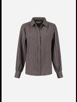 Rough Studios Bibi blouse brown/lilac
