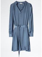 Zadig & Voltaire Retouch satin light blue