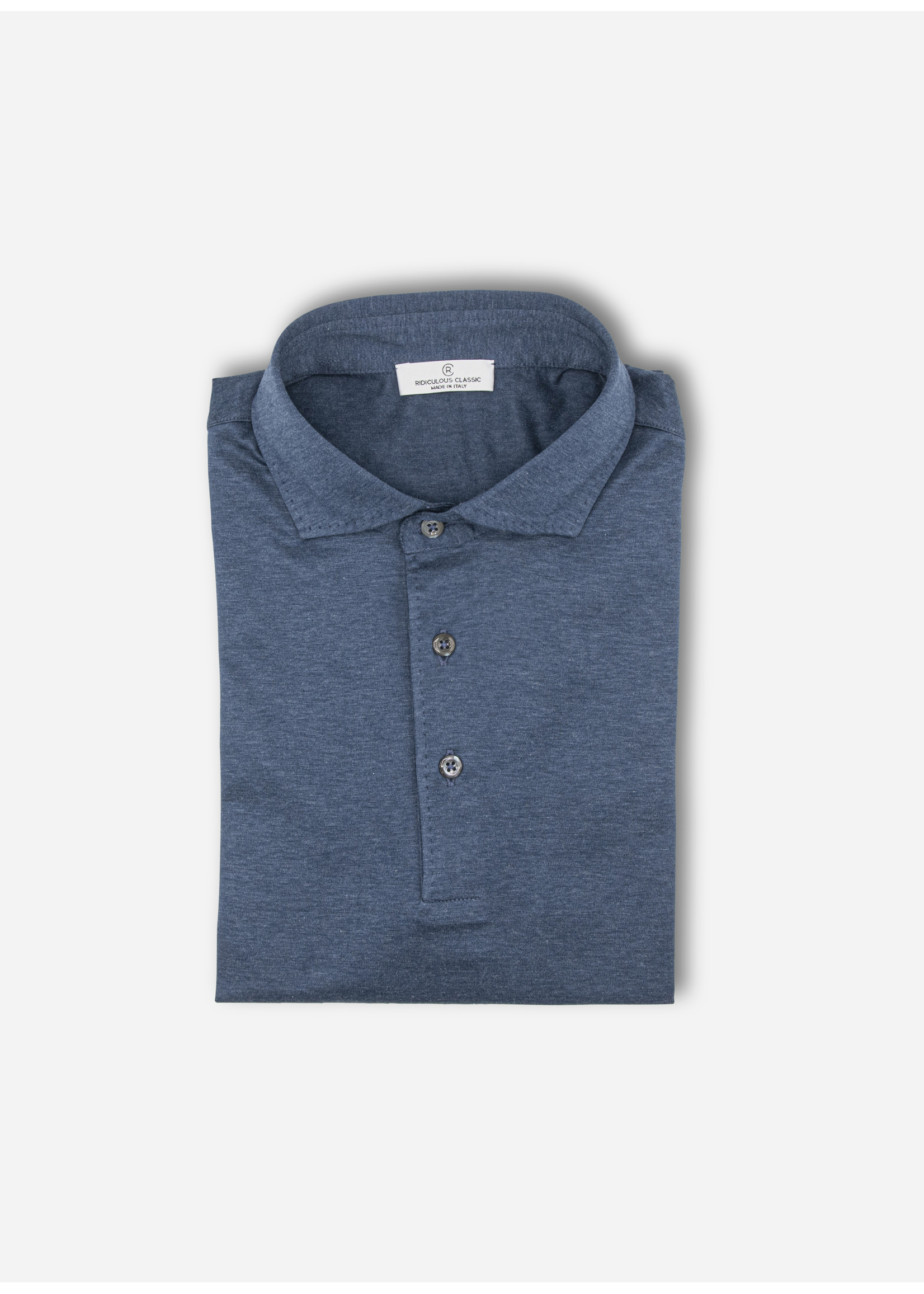 Ridiculous Classic Polo jeans blue