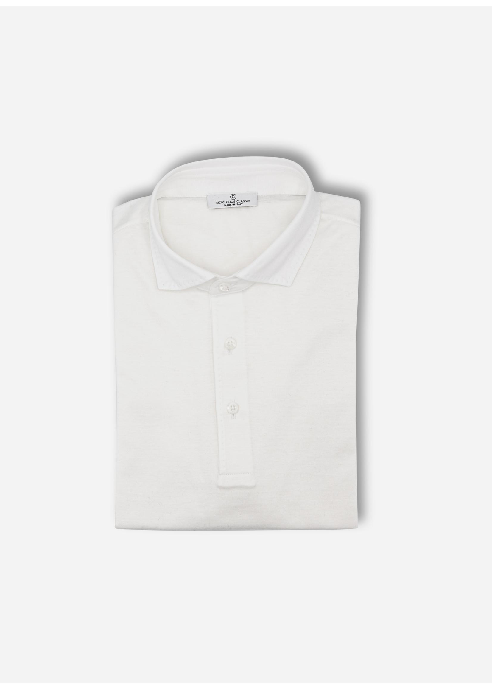 Ridiculous Classic Polo white