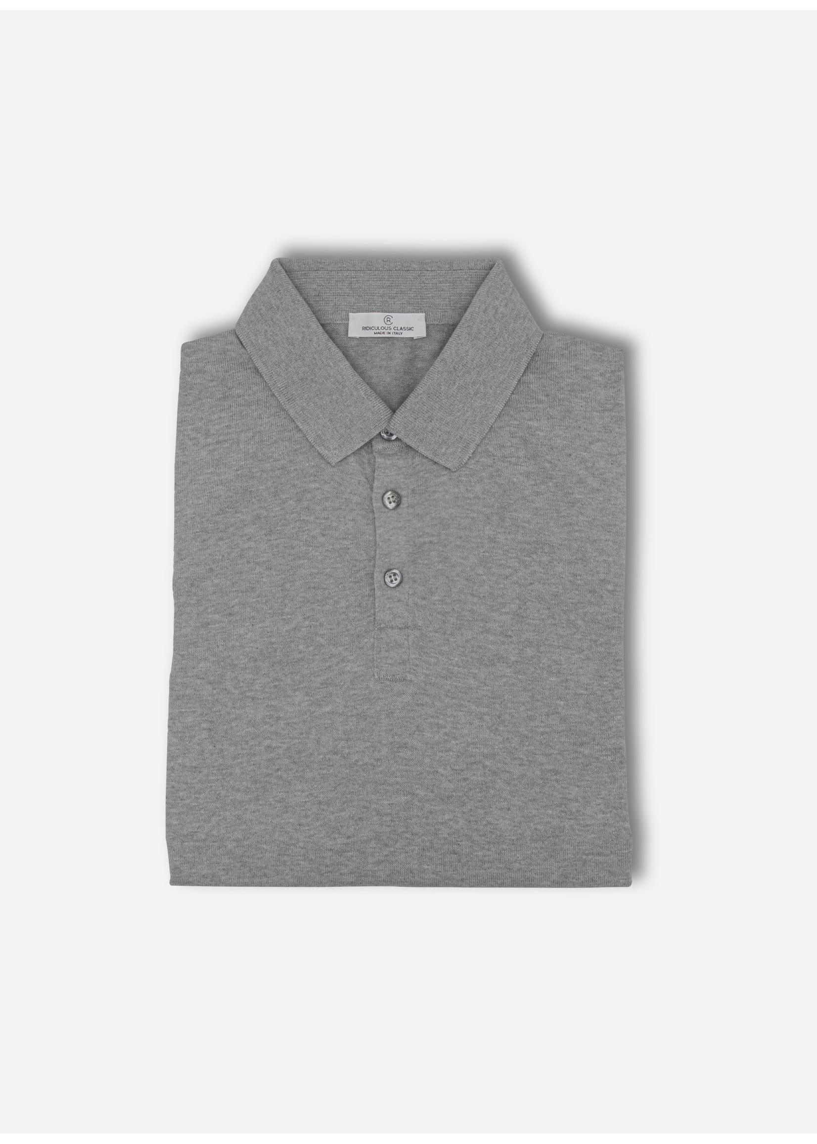 Ridiculous Classic Polo shirt grey tennis
