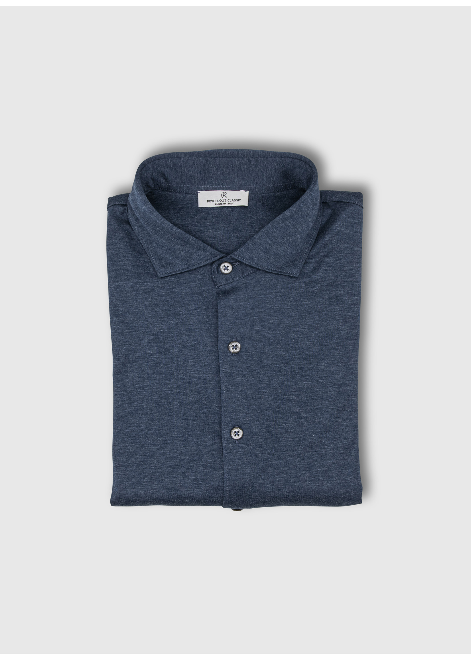 Ridiculous Classic Shirt jeans blue
