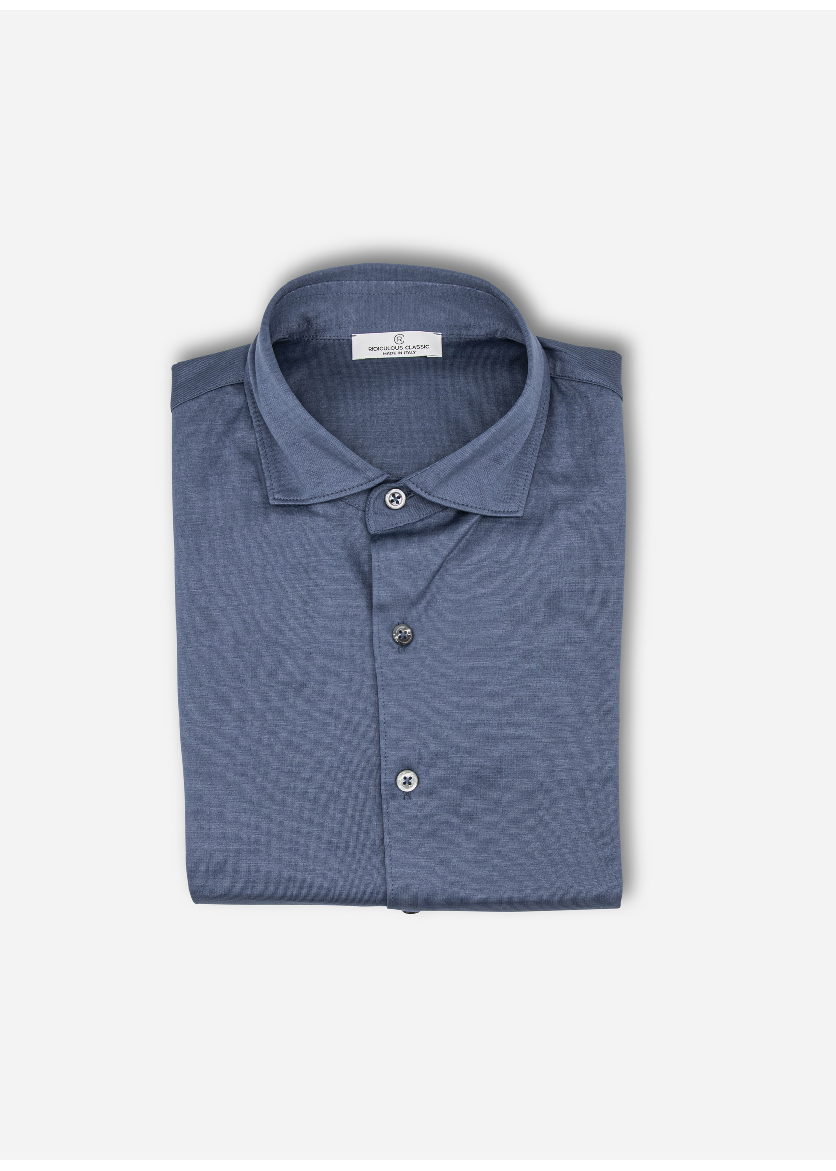Ridiculous Classic Shirt north sea blue