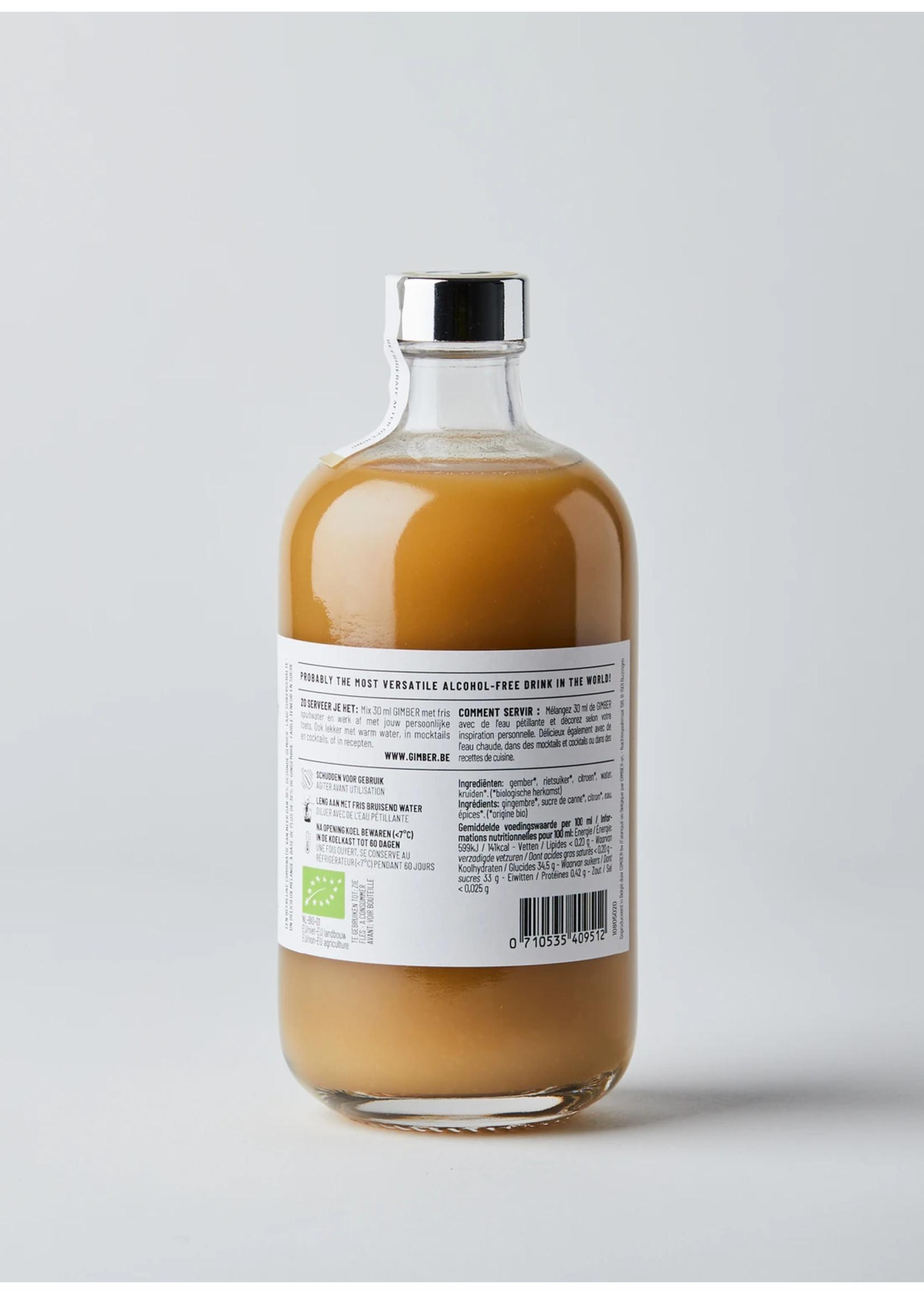 Gimber Gimber fles 500 ml