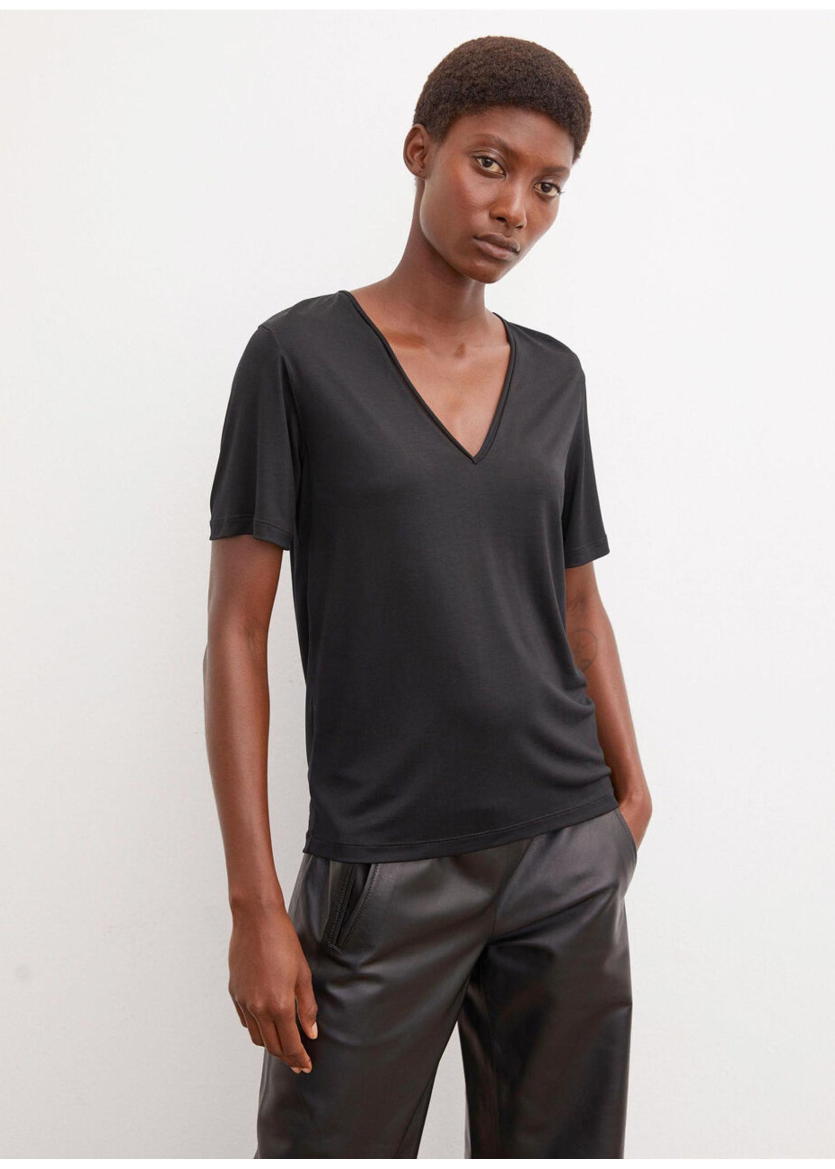 Malene Birger Aneilia tshirt black