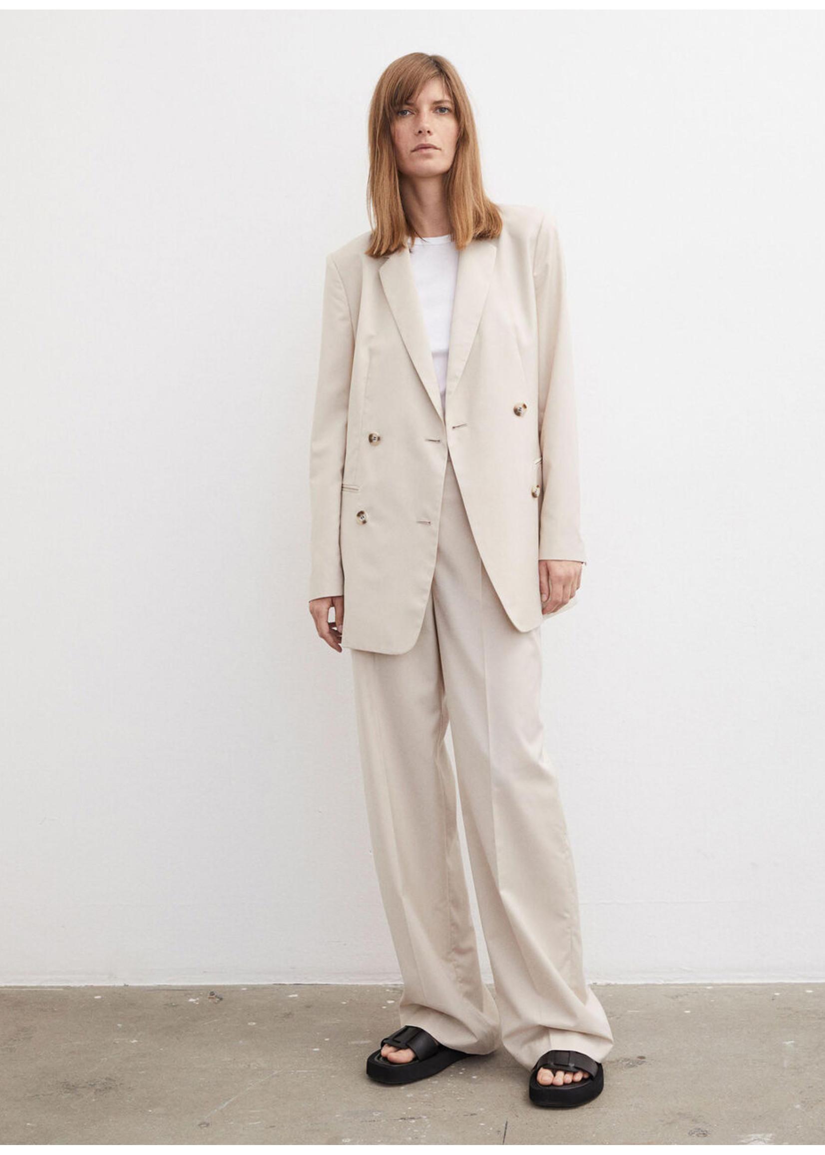 Malene Birger Alexah blazer beige