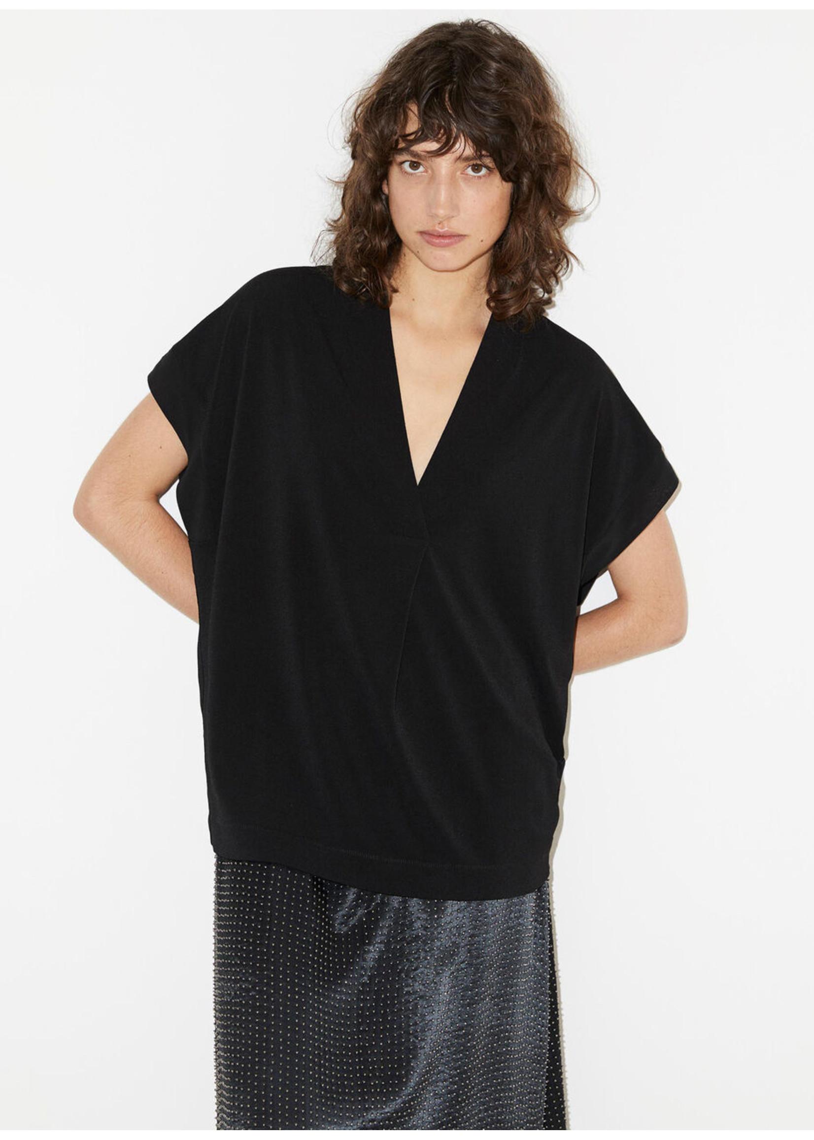 Malene Birger Oliverza shirt black