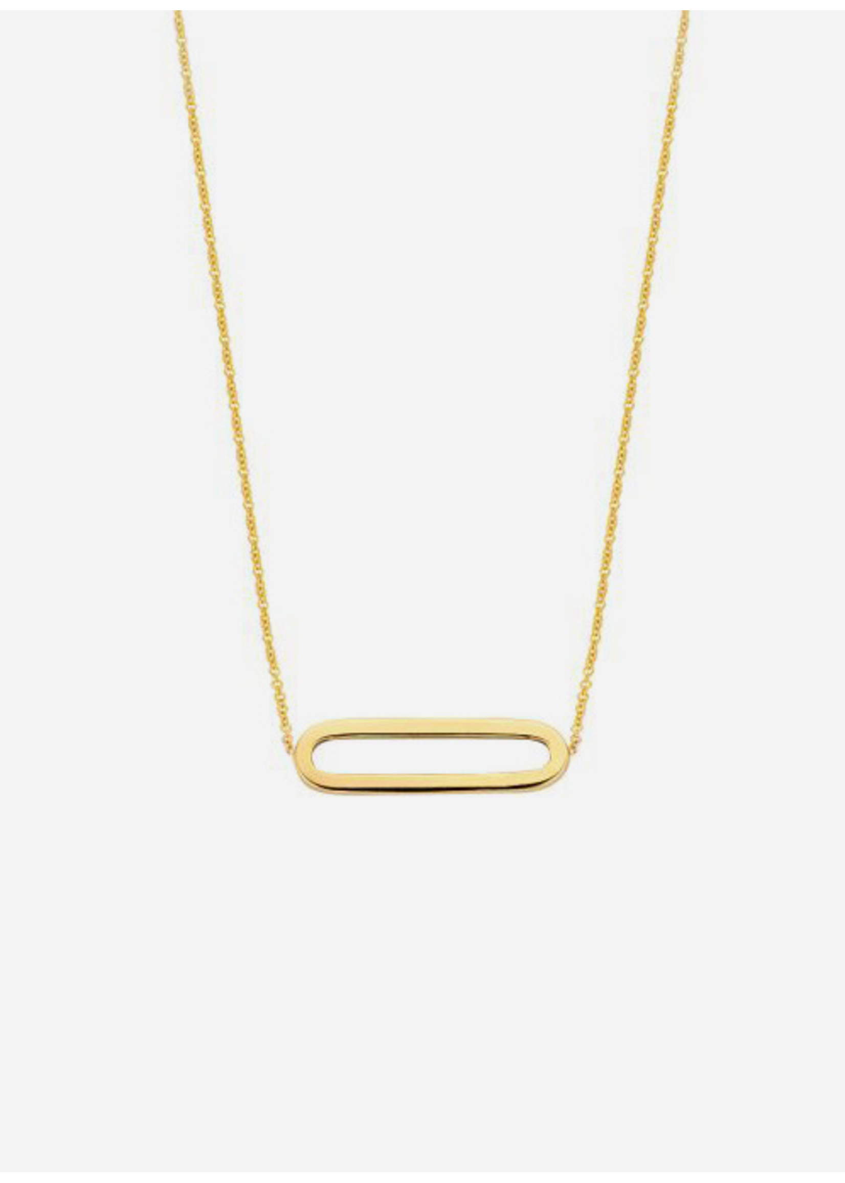 Just Franky Necklace 1 link
