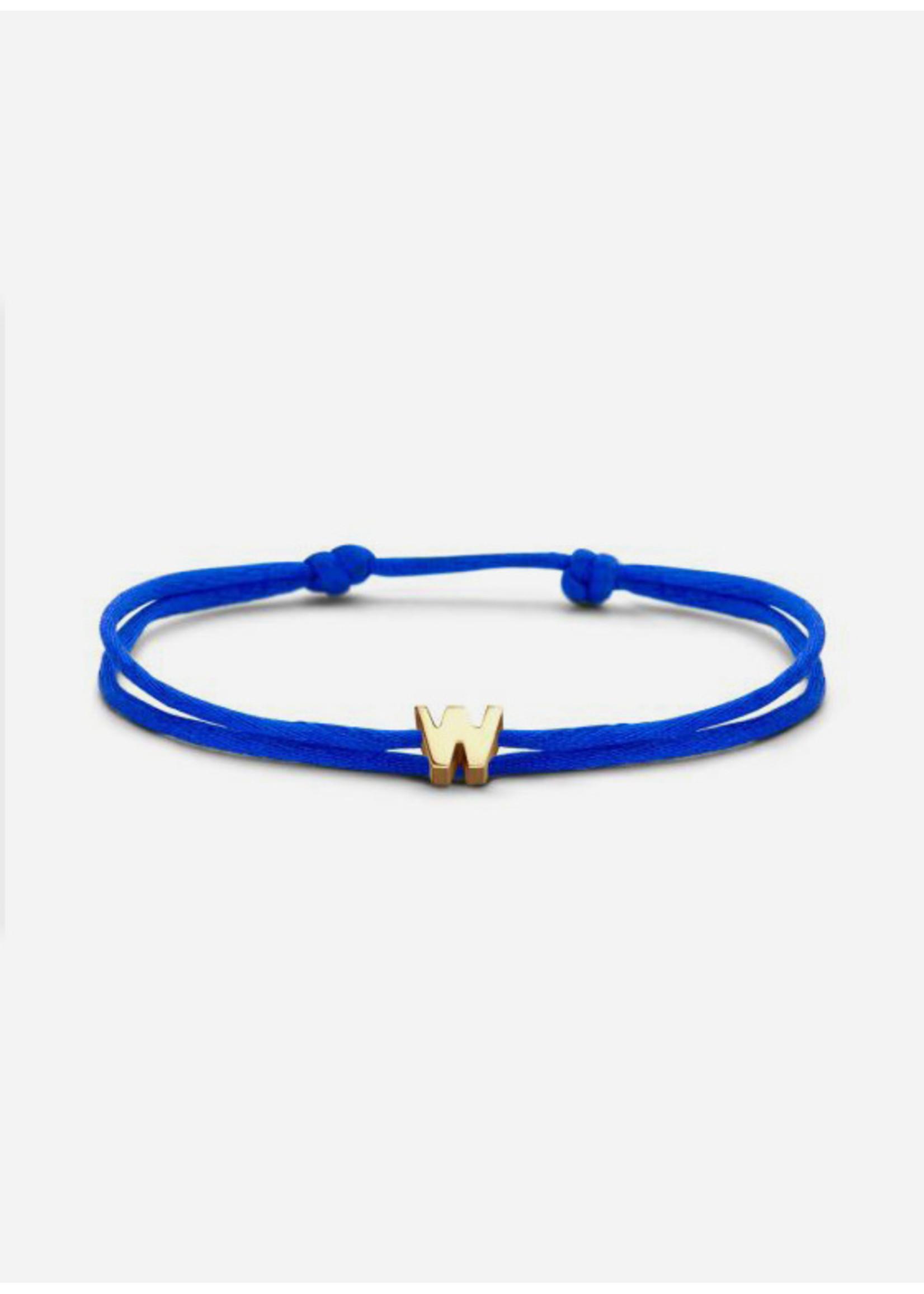 Just Franky Capital bracelet cord 1 capital