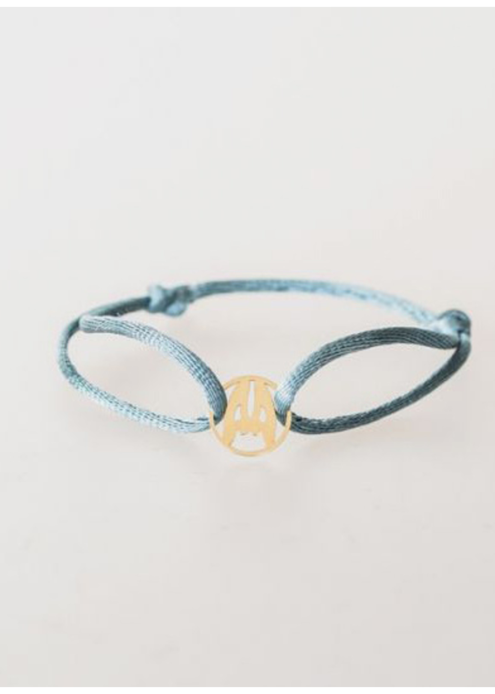 Just Franky Stichting Taai bracelet