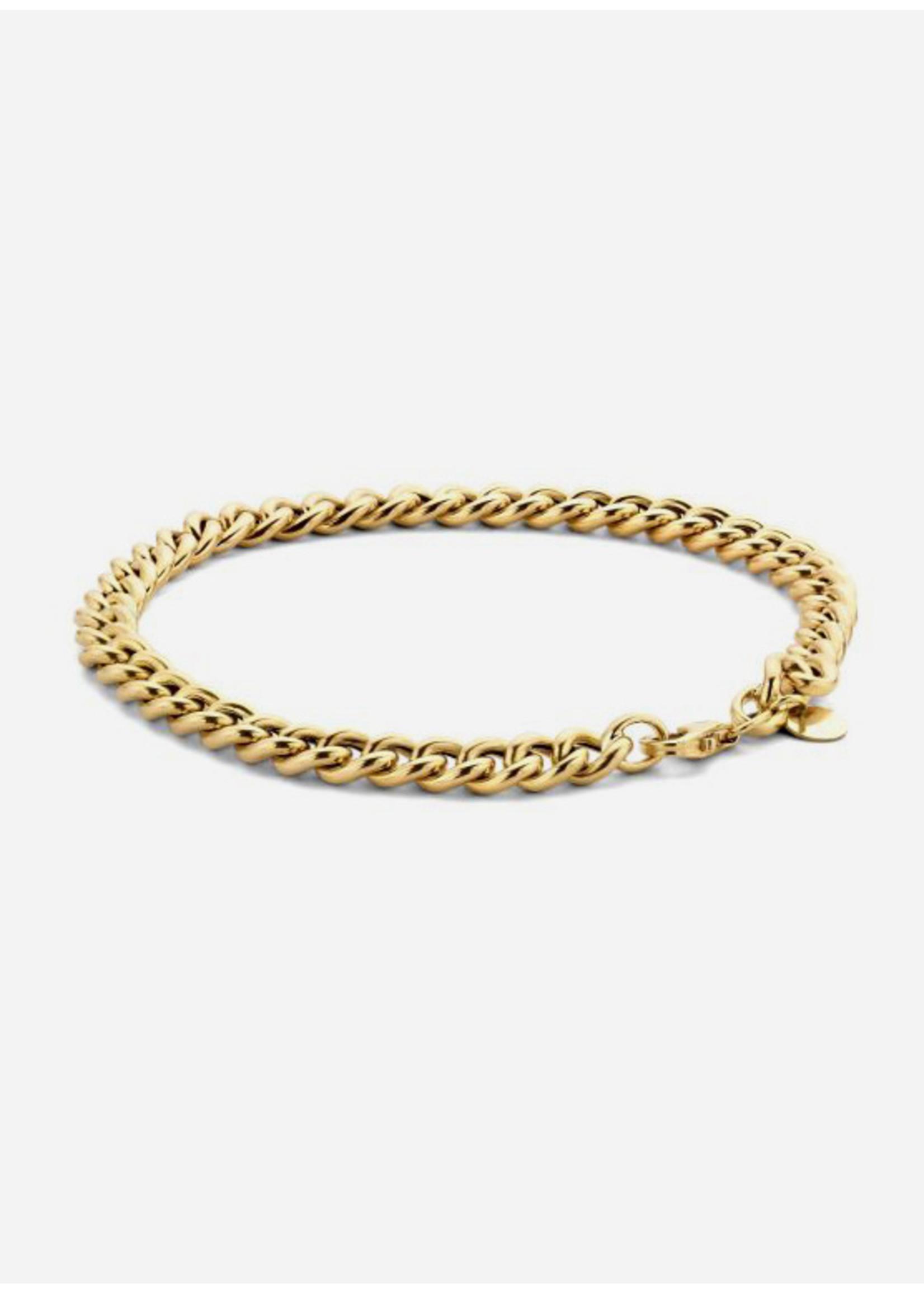 Just Franky Charm bracelet 18 cm