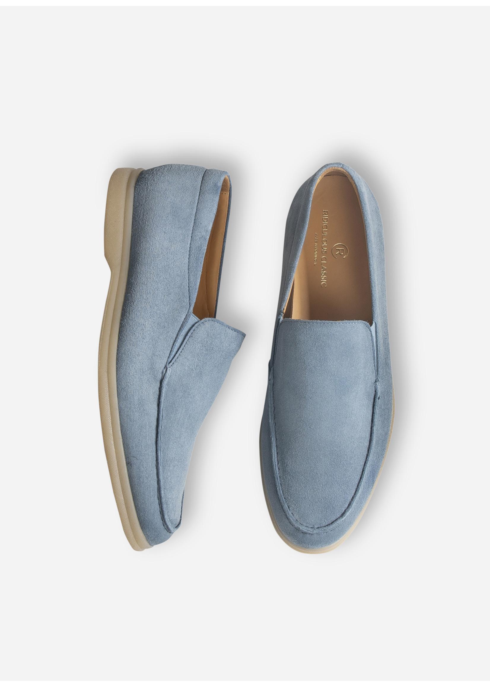 Ridiculous Classic Dock comfort low light blue