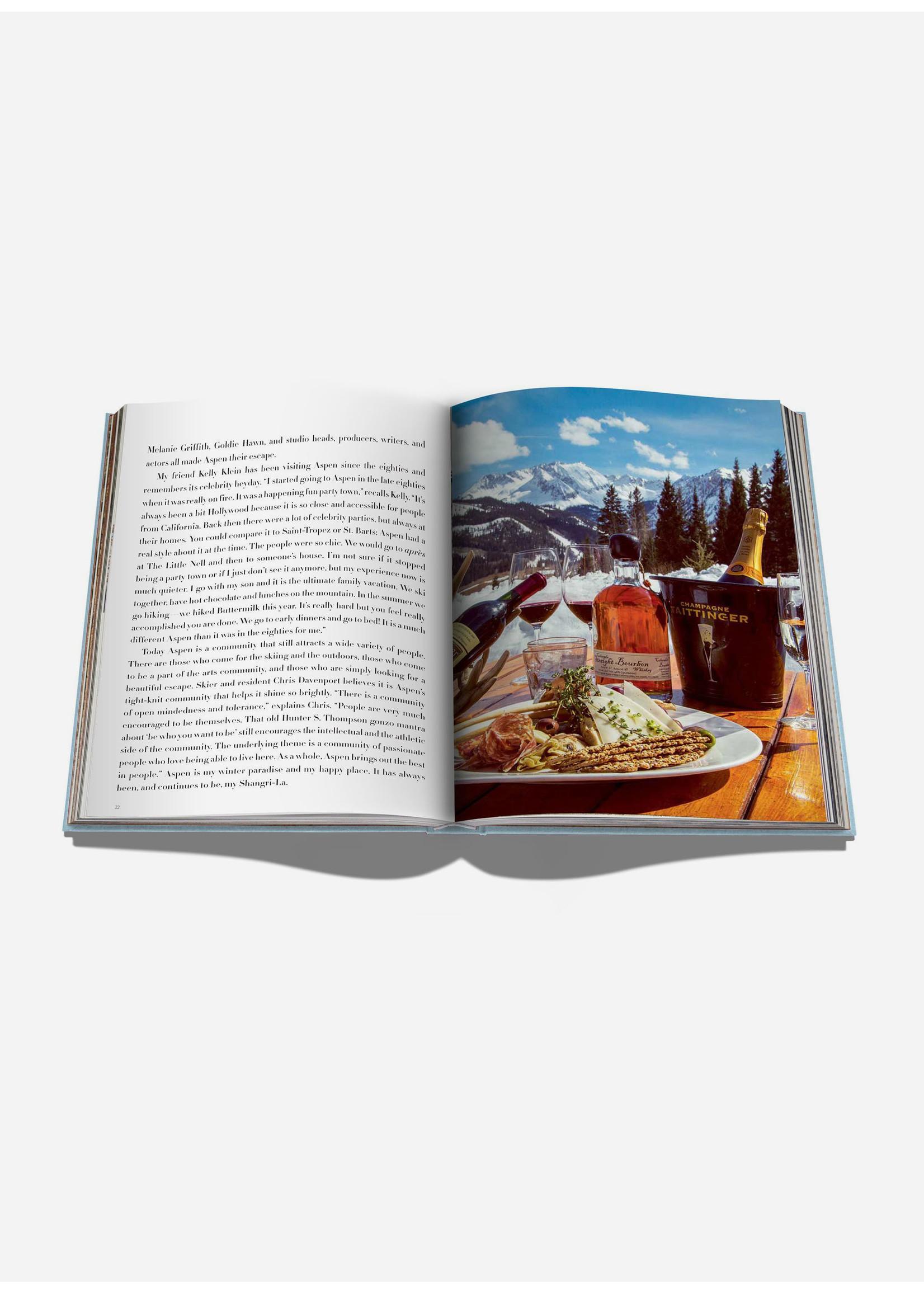 Assouline Books Aspen Style