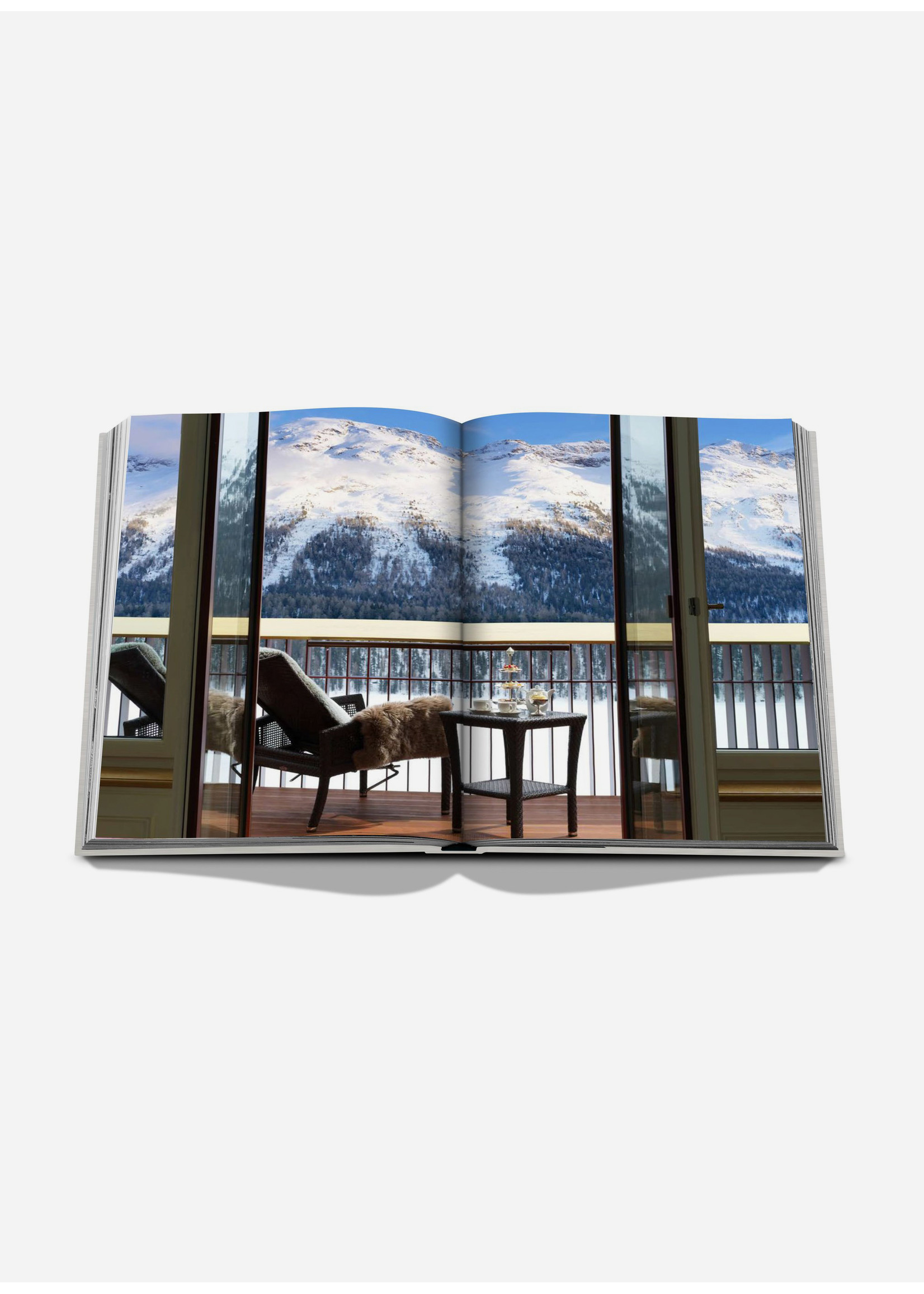 Assouline Books ST Moritz Chic