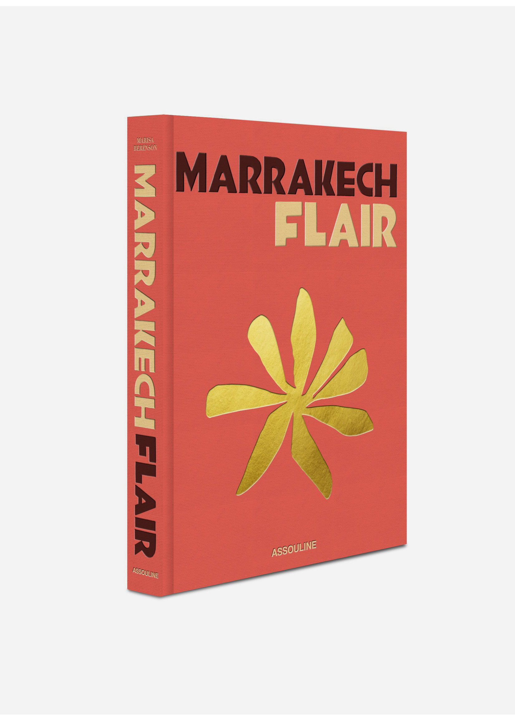 Assouline Books Marrakech Flair