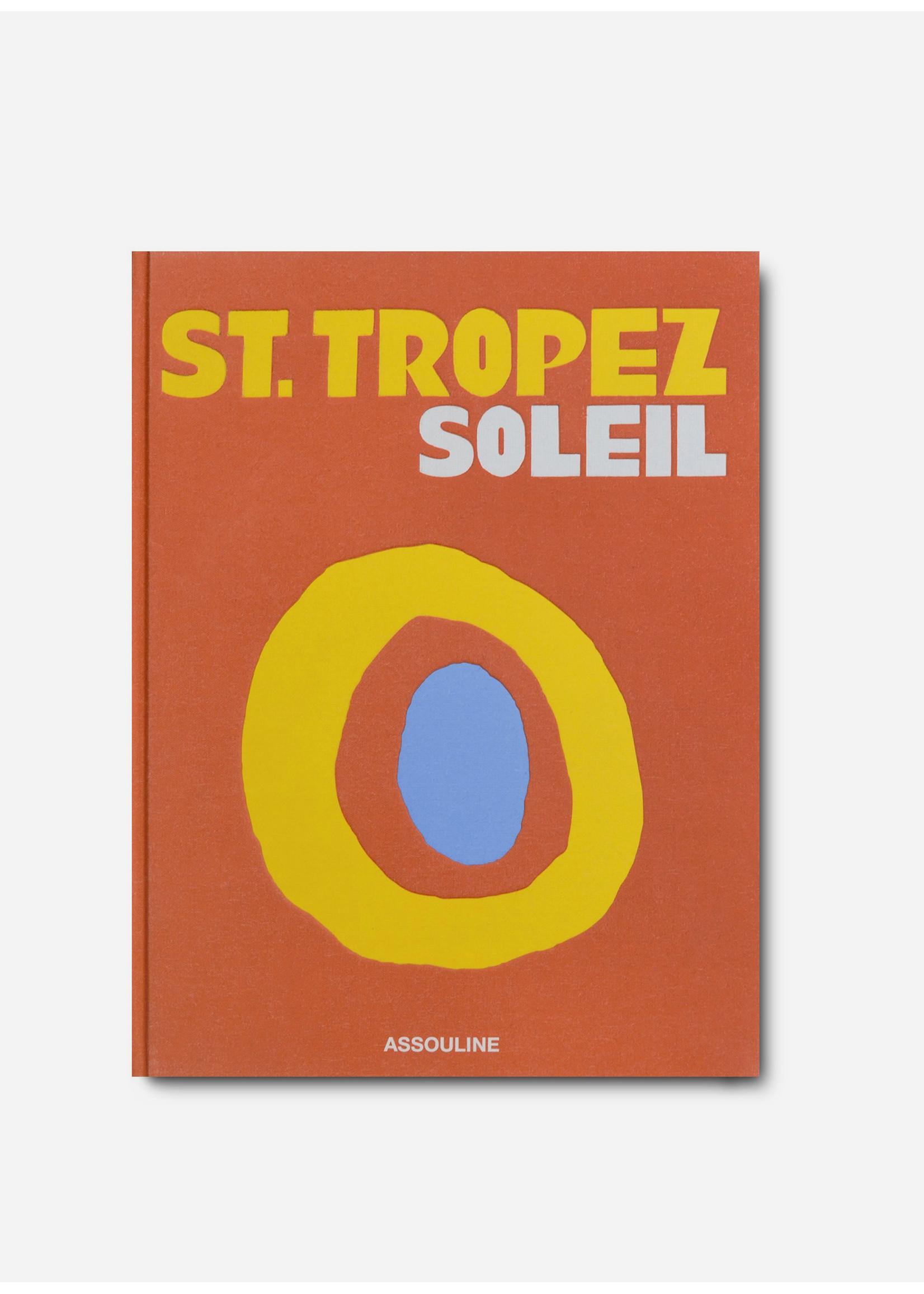 Assouline Books ST Tropez Soleil