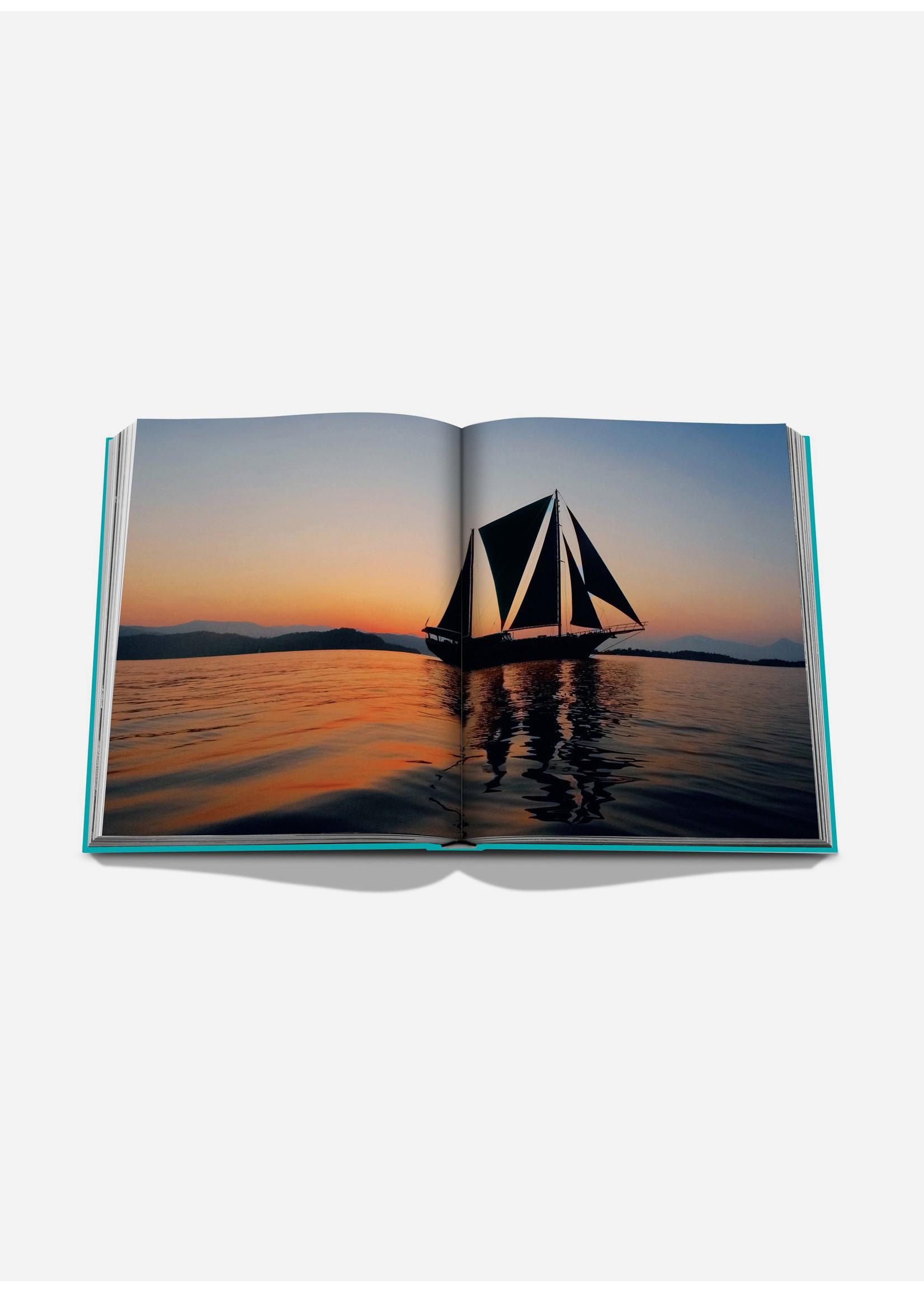 Assouline Books Turquoise Coast