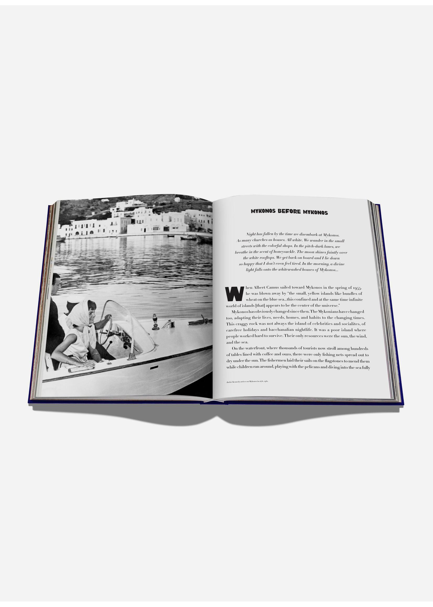 Assouline Books Mykonos Muse