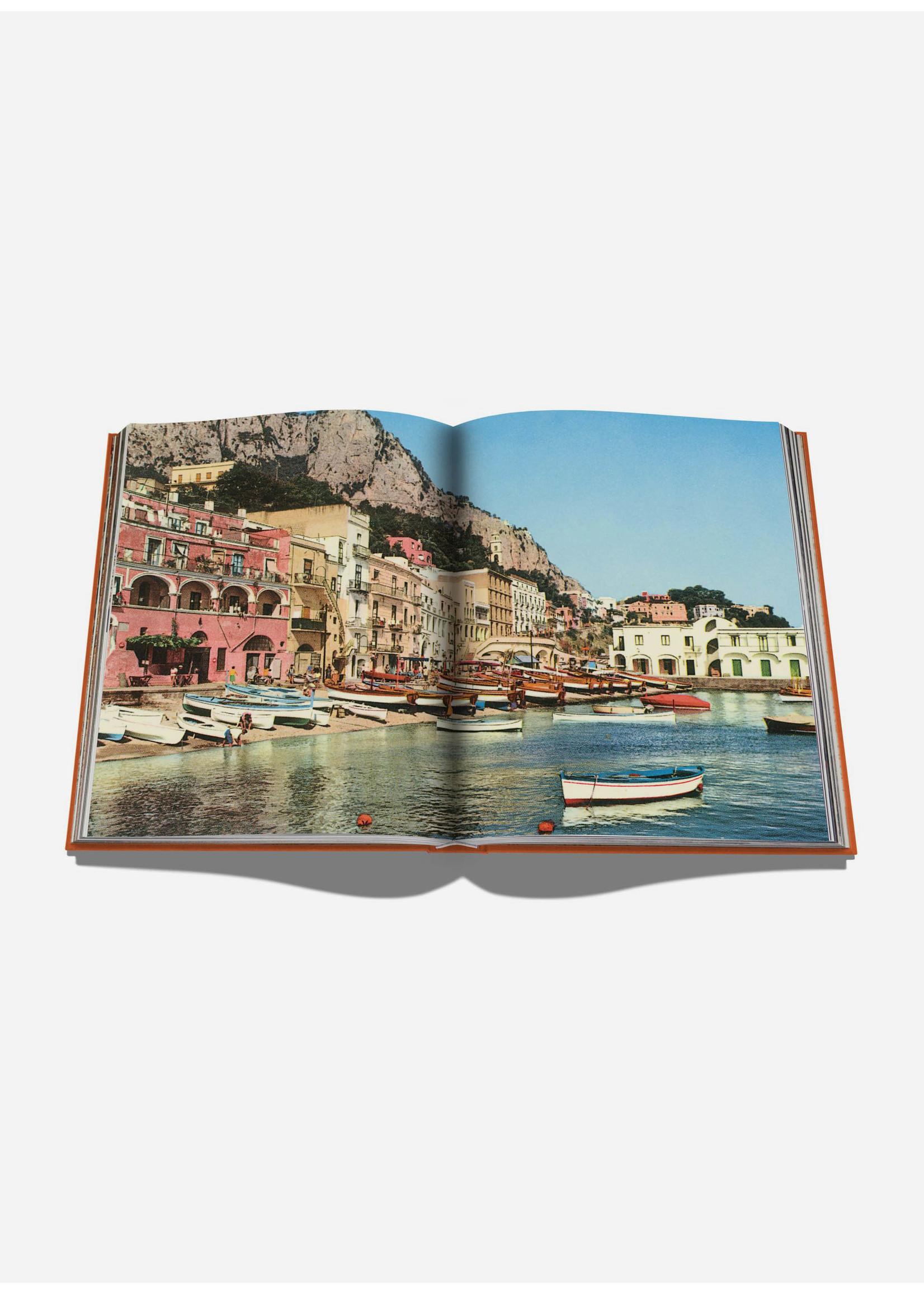 Assouline Books Capri Dolce Vita