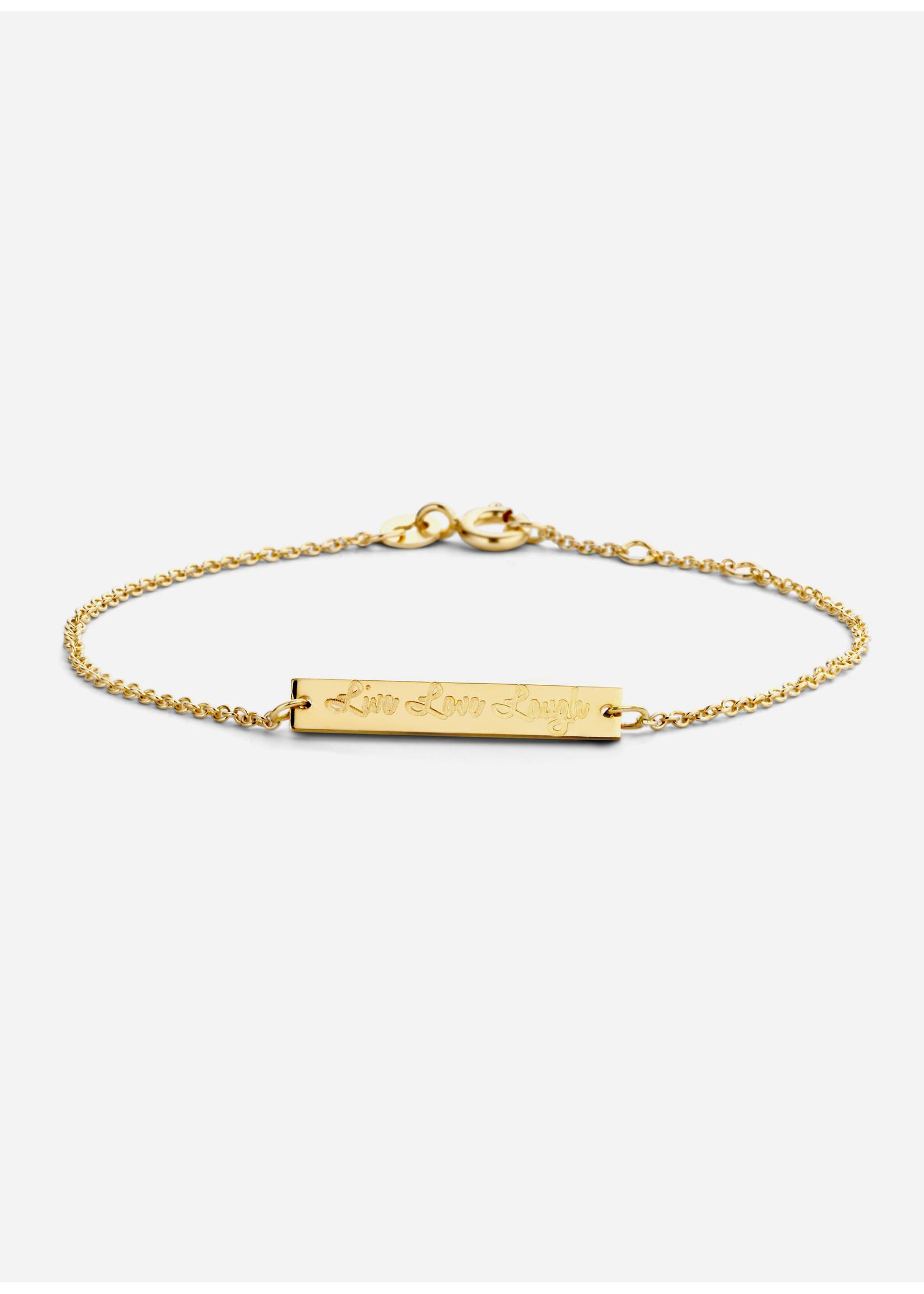 Just Franky Bar bracelet