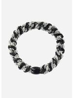 Kknekki by Bon Dep Mix black-grey glitter