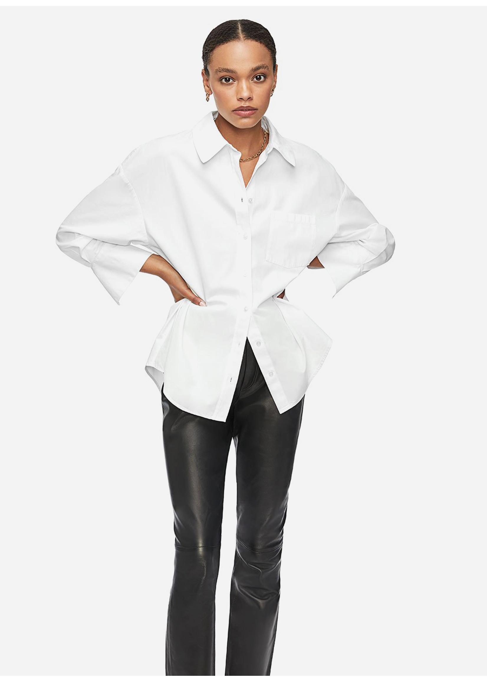 Anine Bing Mika shirt white