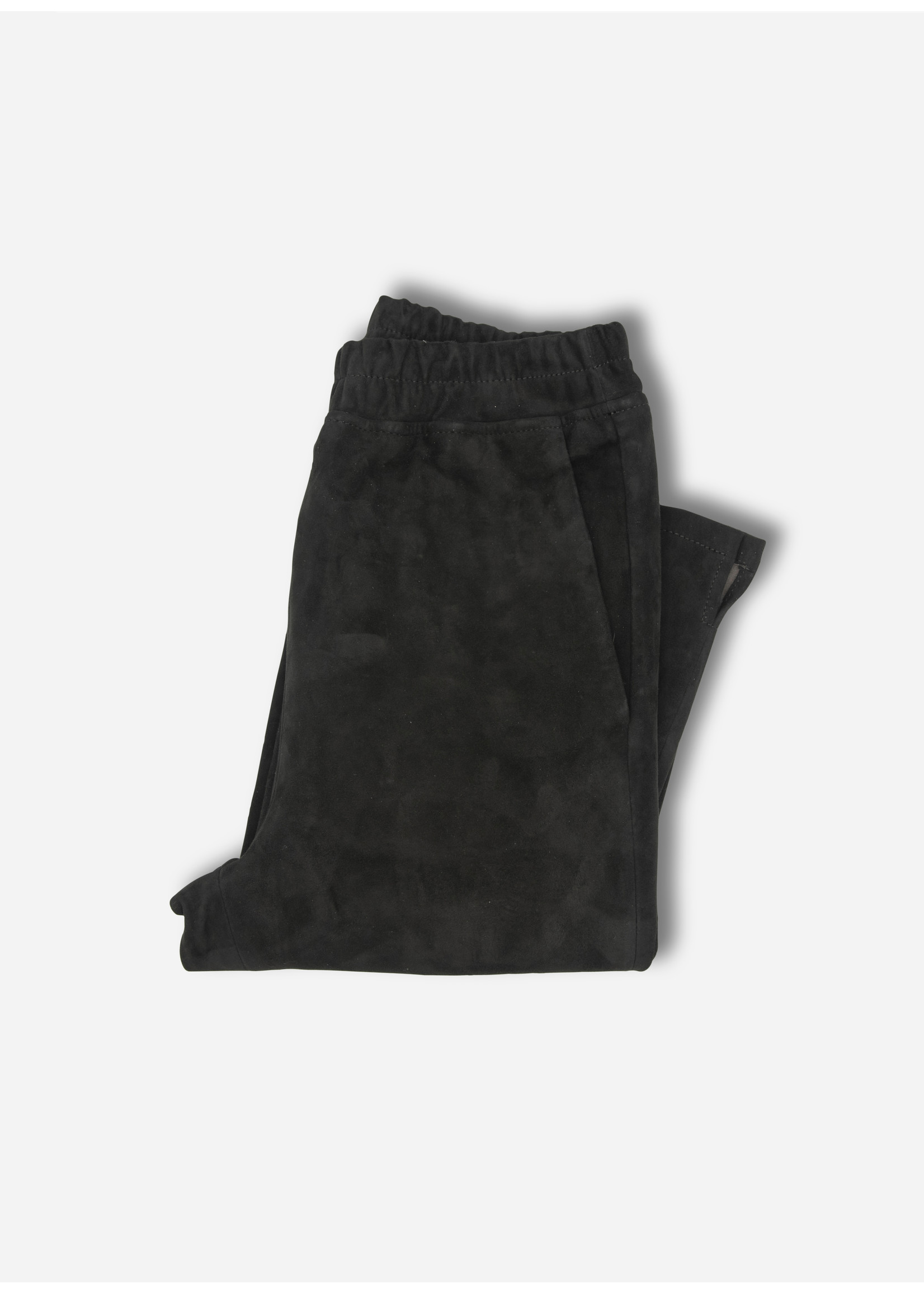 Arma Chatou stretch suede black