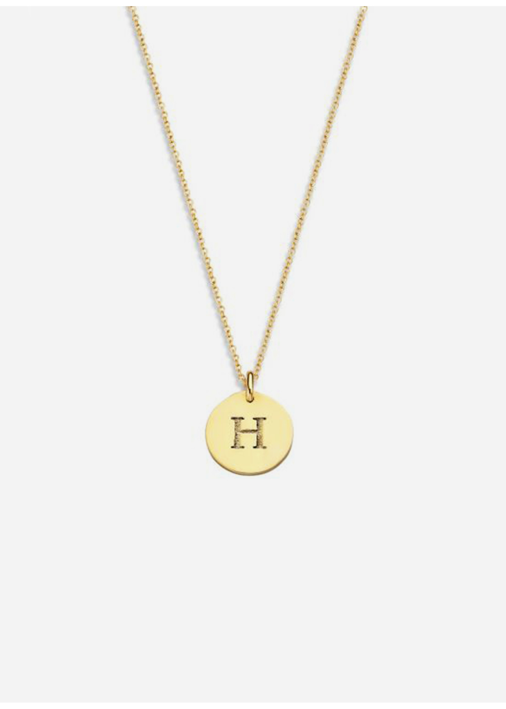 Just Franky Coin Necklace Midi 1 Coin