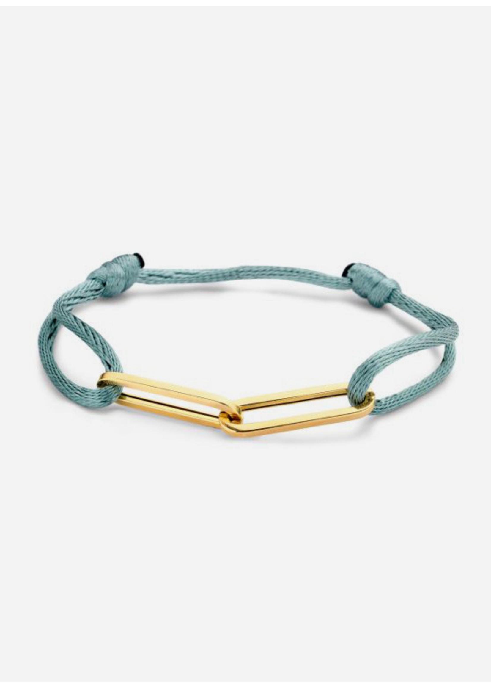 Just Franky Charm bracelet 2 links