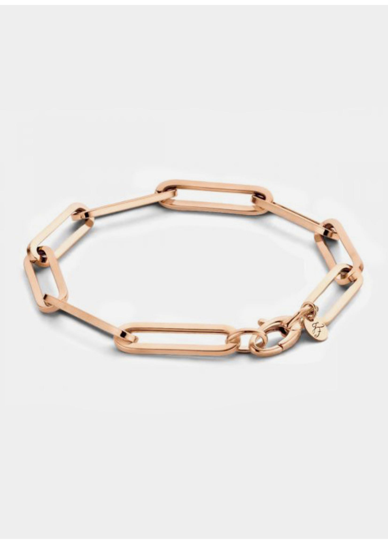 Just Franky Charm bracelet 19 cm
