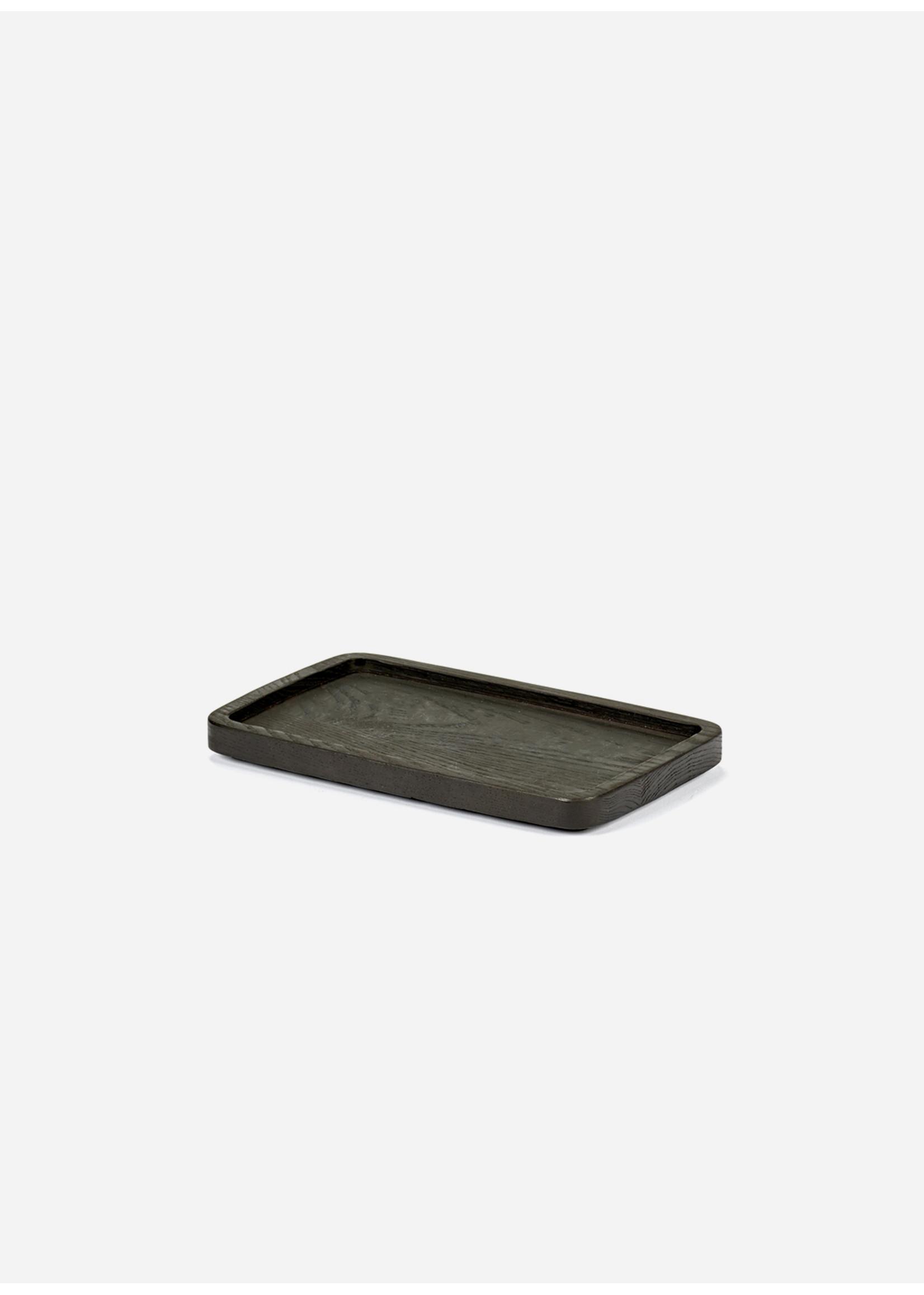 Serax Vincent van Duysen x Serax coaster tray s wood