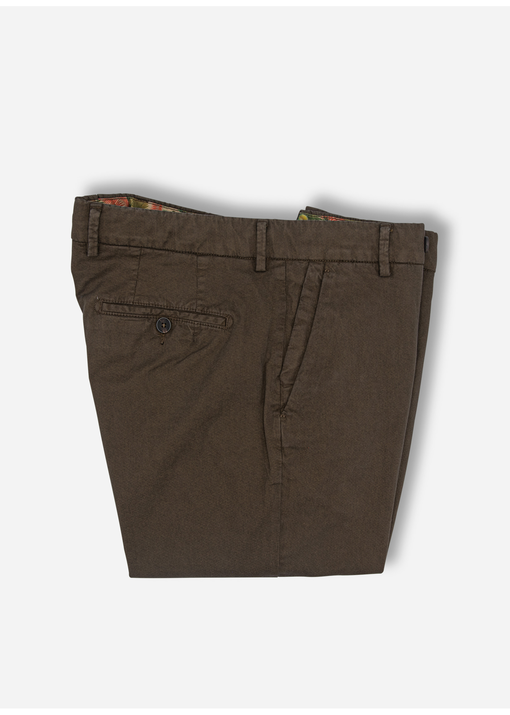 Ridiculous Classic Chino stretch brown