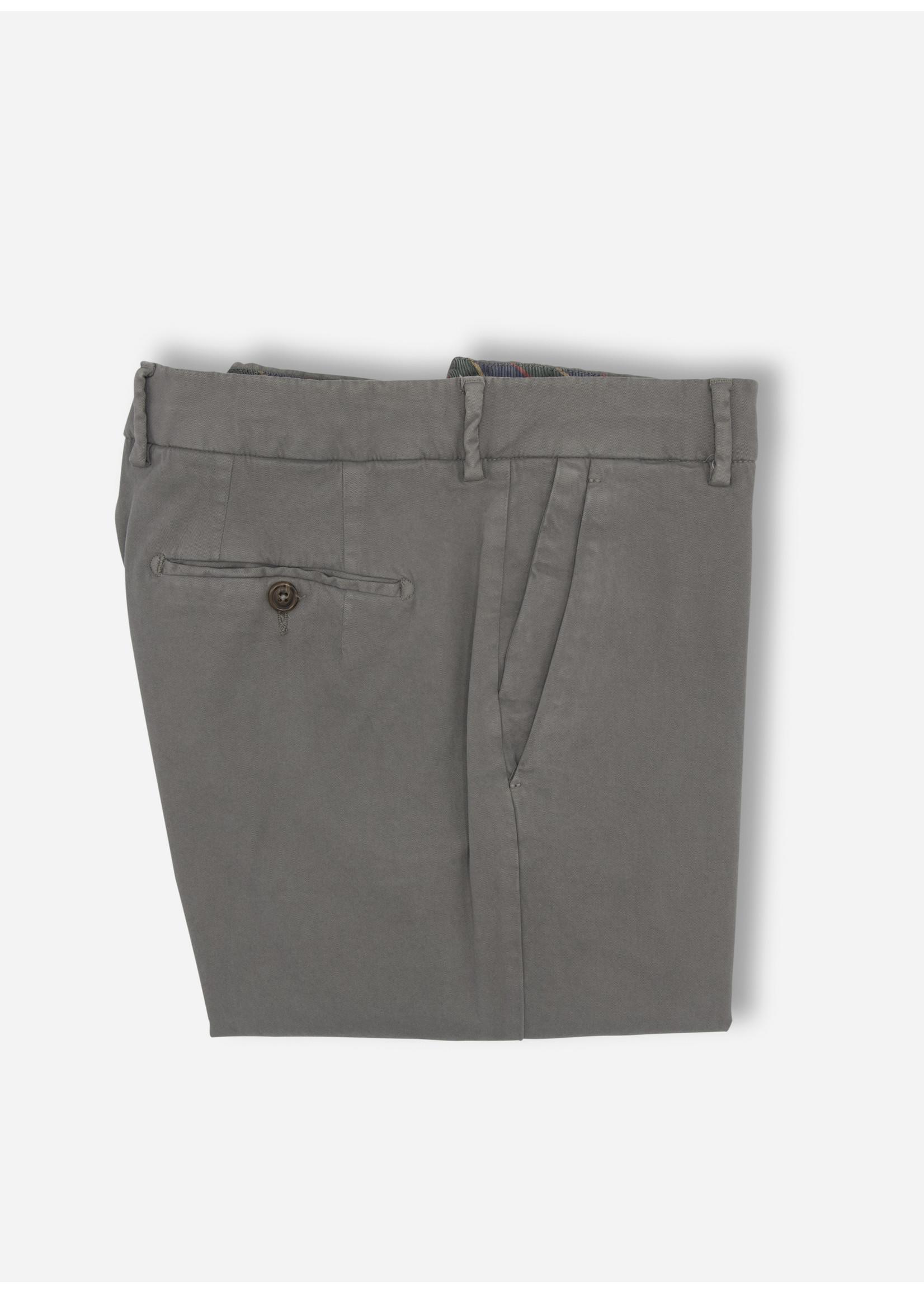 Ridiculous Classic Chino stretch grey cotton