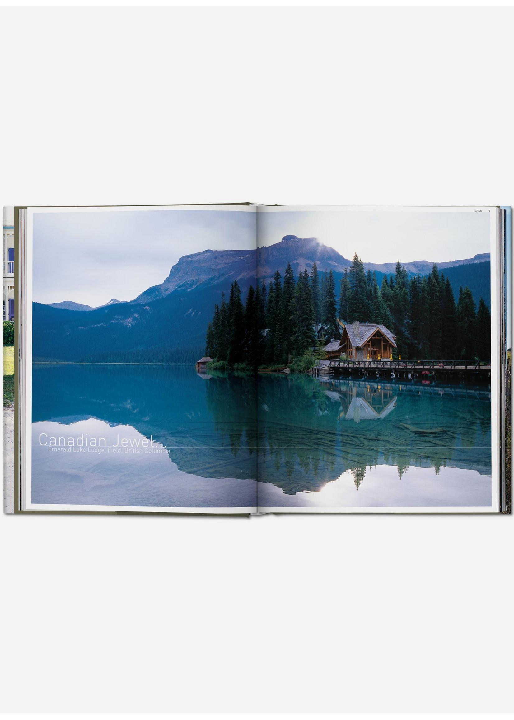 Taschen Books Great Escapes North America