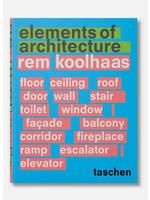 Taschen Books Elements of Architecture