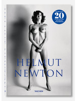 Taschen Books Helmut Newton SUMO