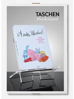 Taschen Books Clear acrylic bookstand XL