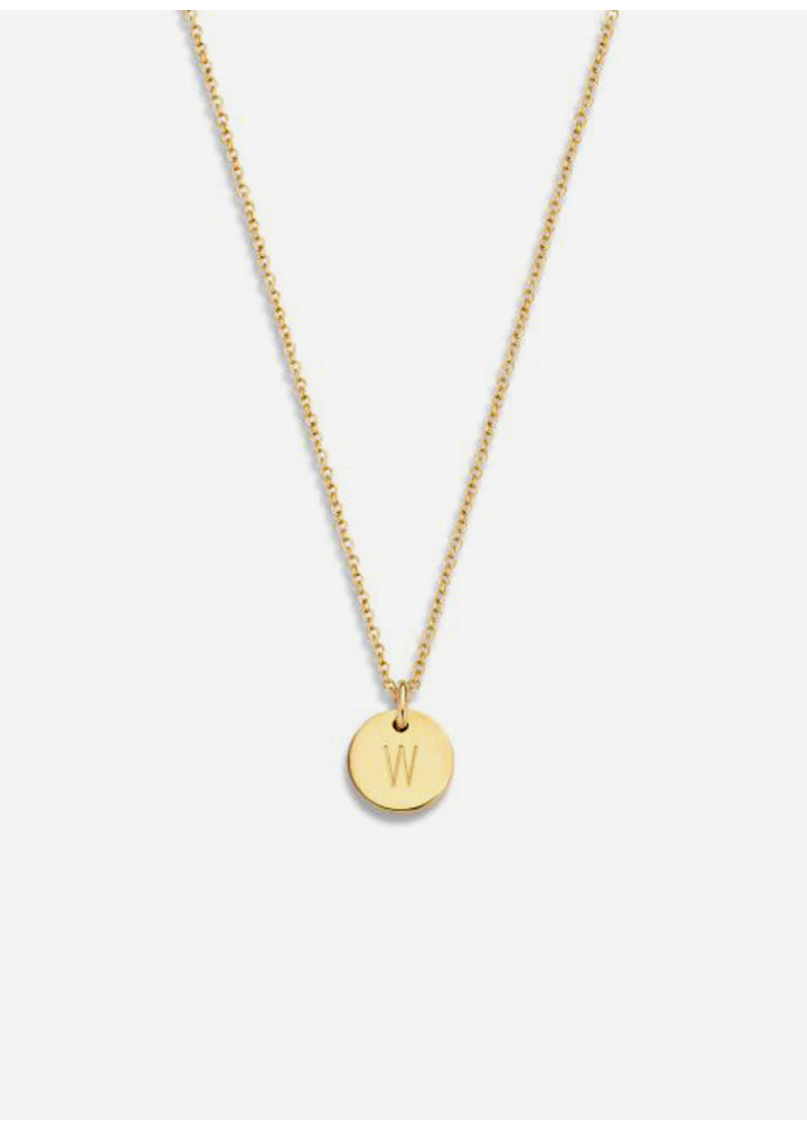Just Franky Coin Necklace Mini 1 Coin