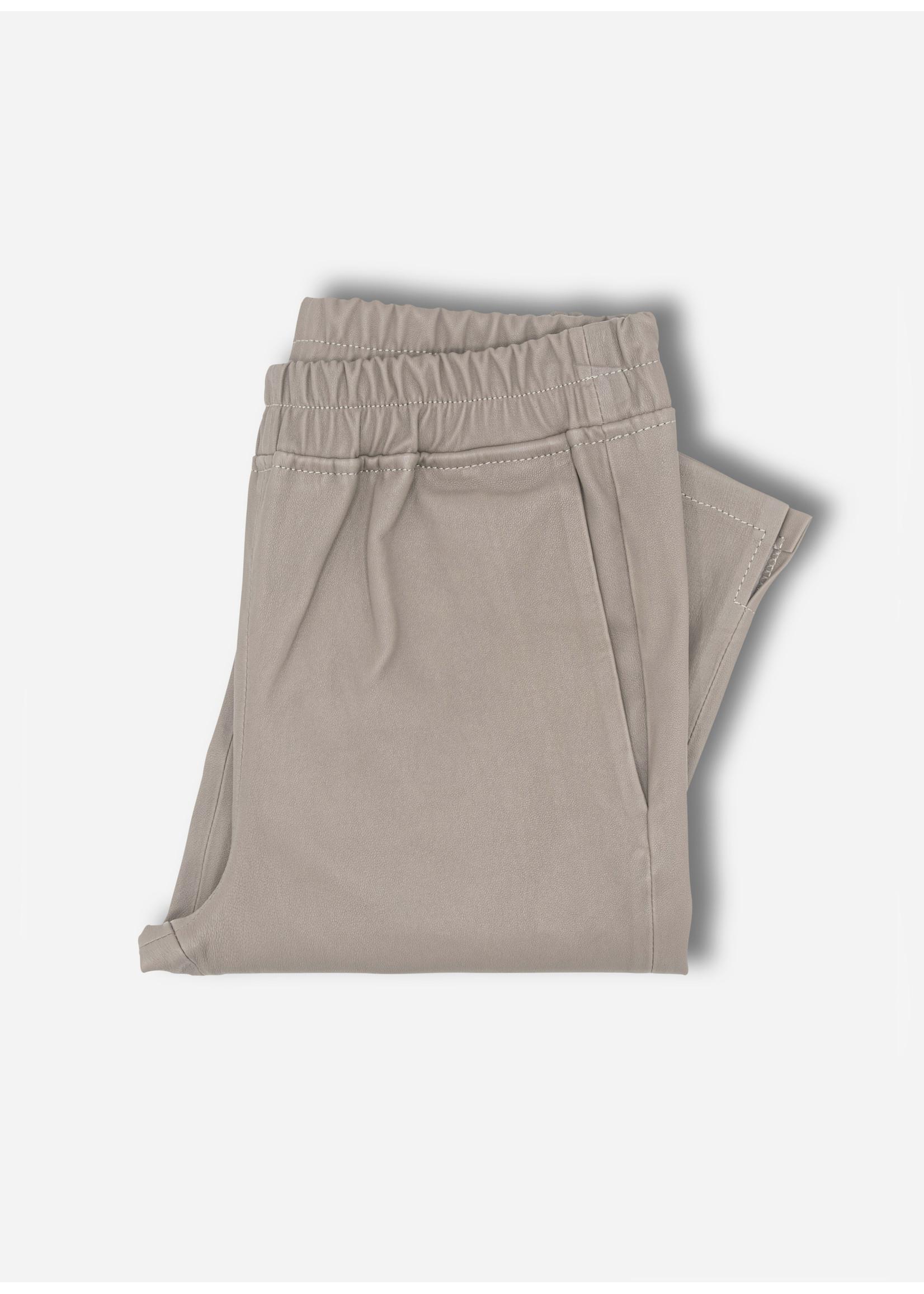 Arma Chatou stretch plonge grey taupe