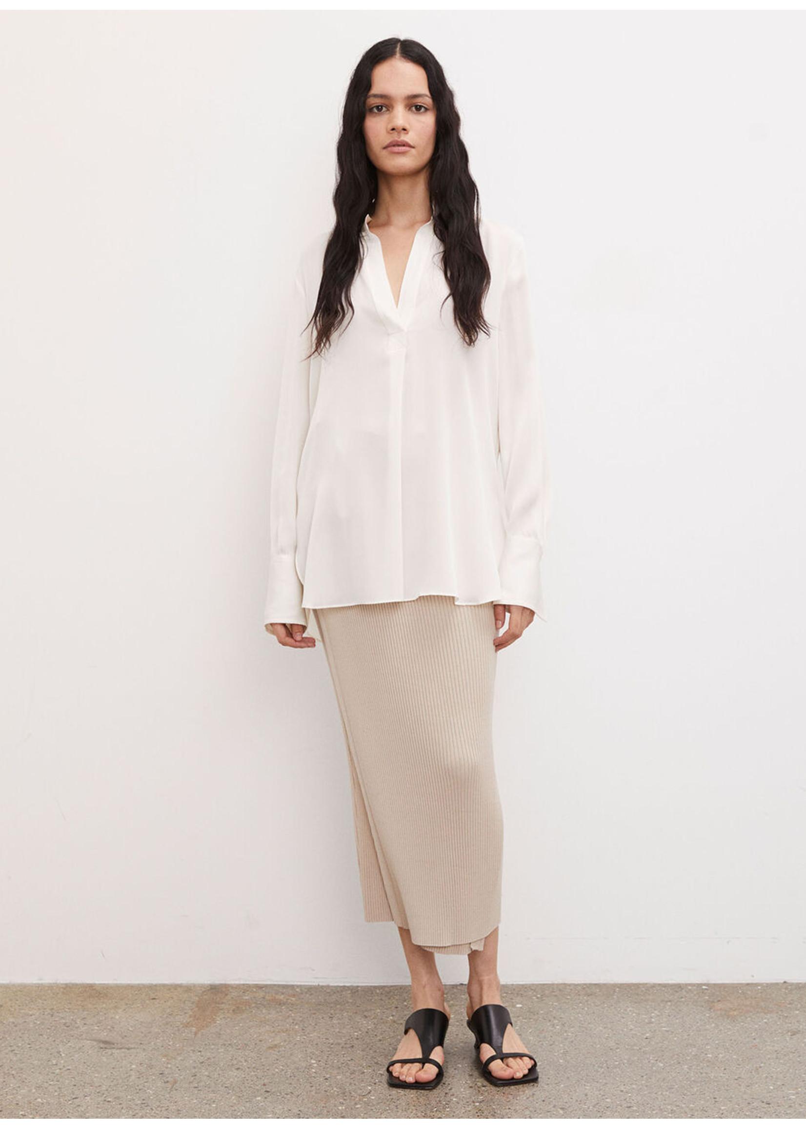 Malene Birger Mabillon shirts soft white