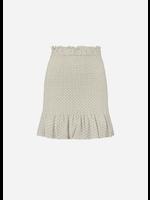Rough Studios Sammy skirt beige/white