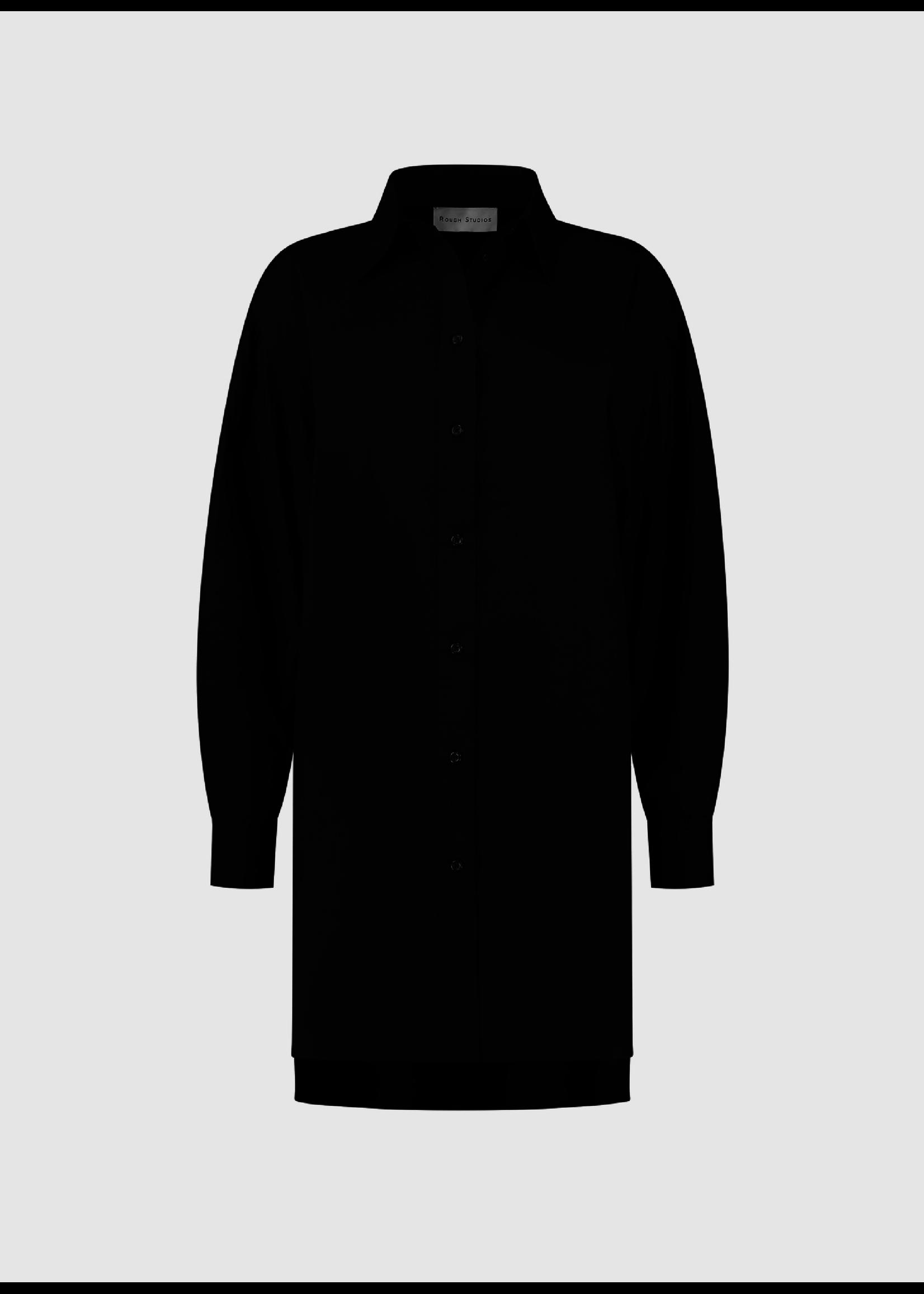 Rough Studios Alexis blouse dress black