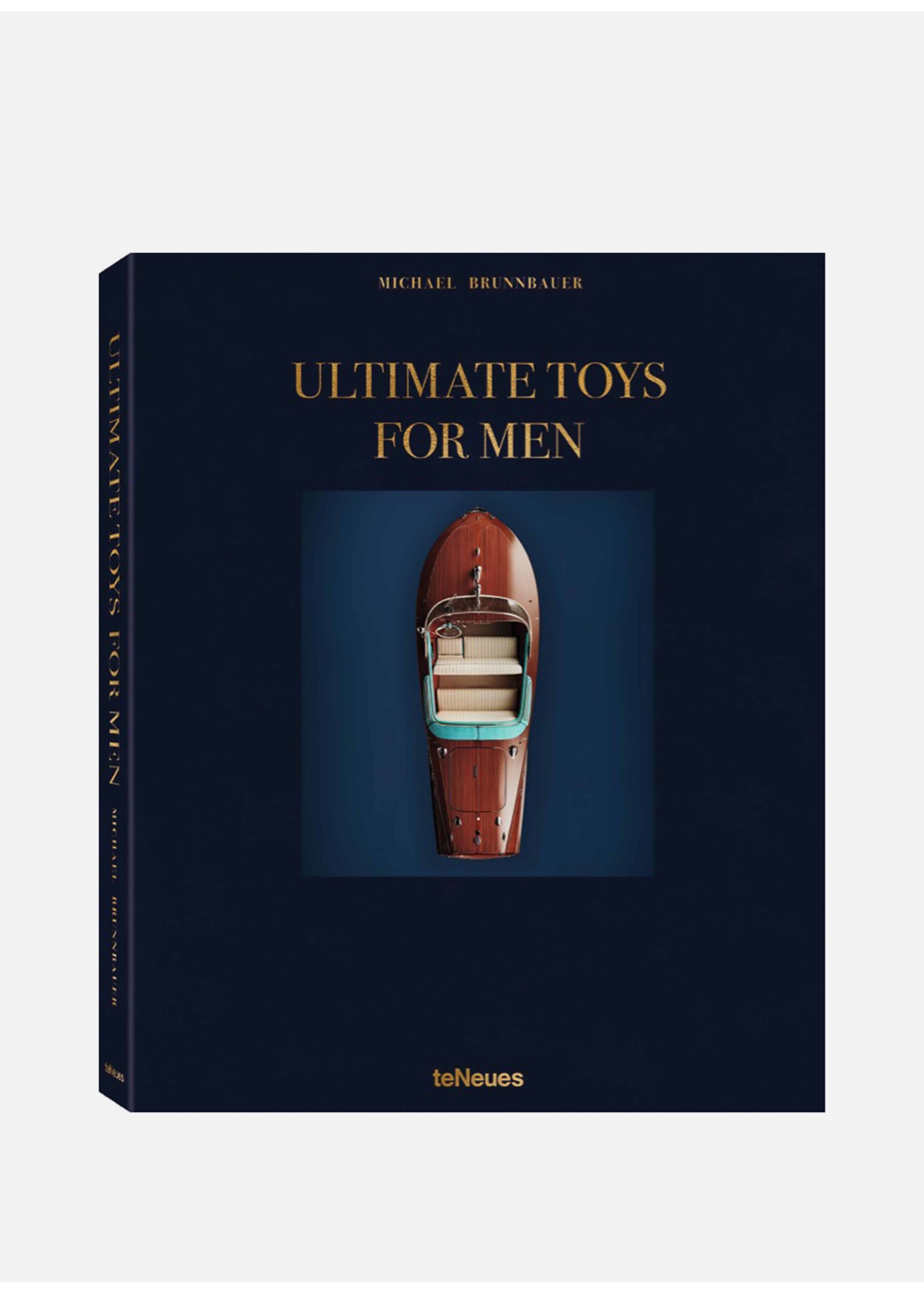 Teneues Books Ultimate Toys For Men